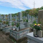 大田市営仁万墓地