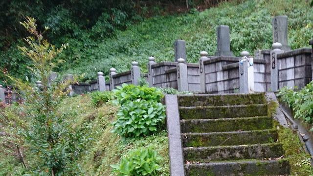 益田市営梨の木墓地公園05