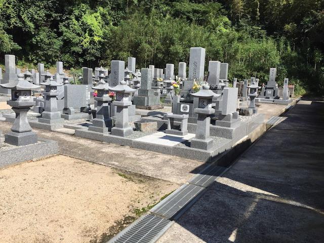 本立寺墓地03