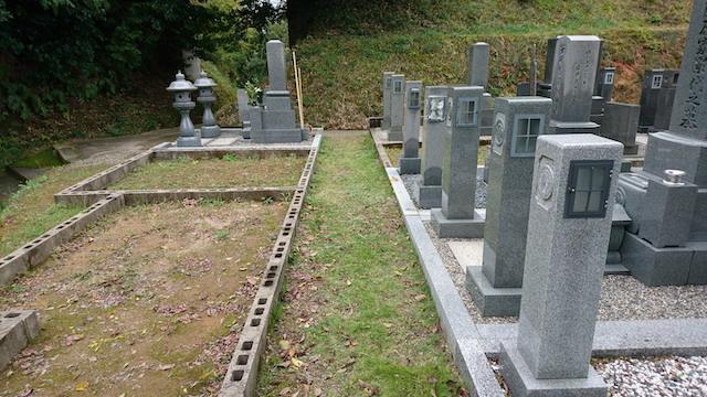 新奥ノ谷墓地5