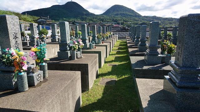 大田市営神子路墓地05