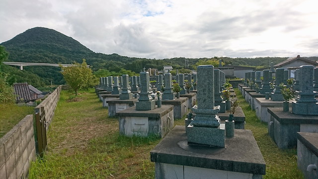 大田市営久根ケ曽根墓地02