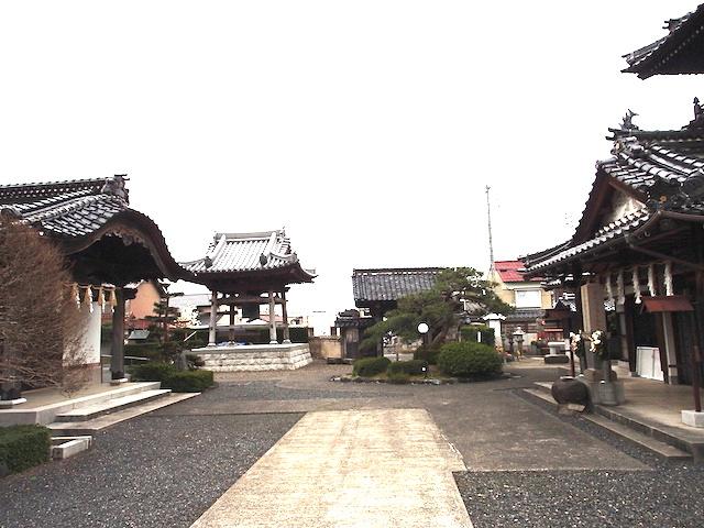 鳥取県行徳墓地11