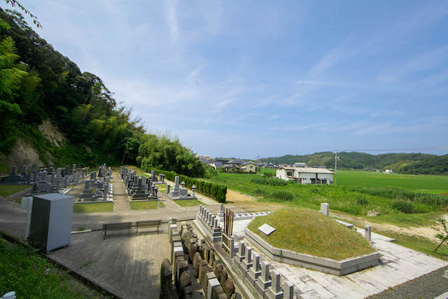 長泉寺墓地06