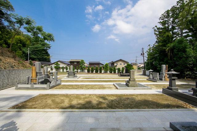 城西墓苑7