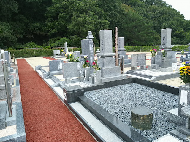 吉宗中央霊園06