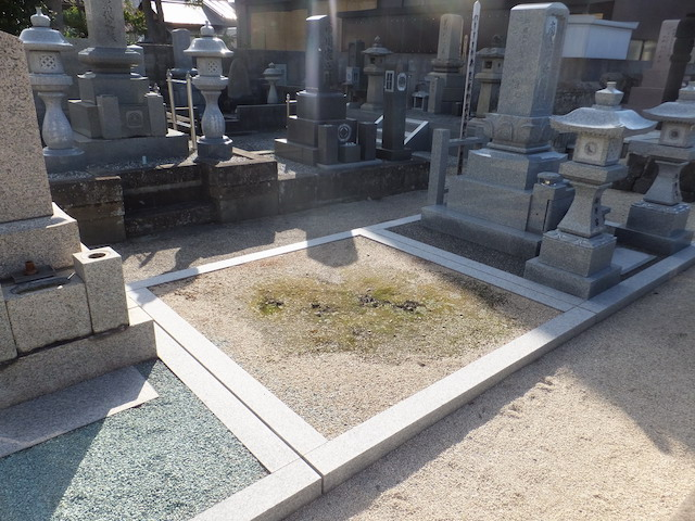 鳥取県凉善寺墓地05