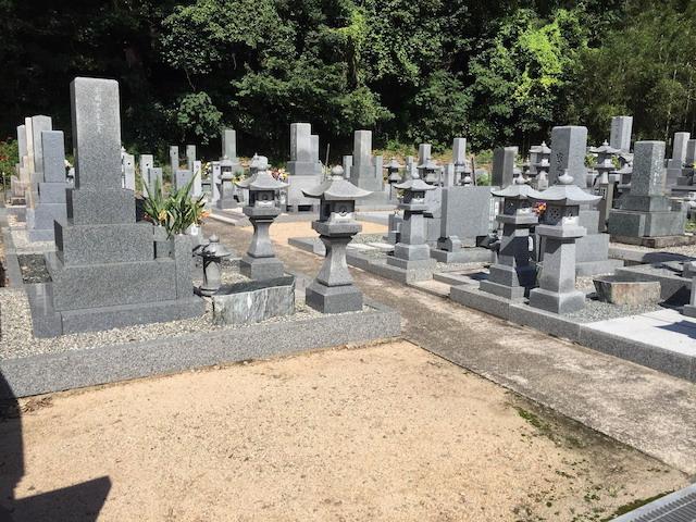 本立寺墓地05