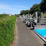 浜田市営笠柄墓地