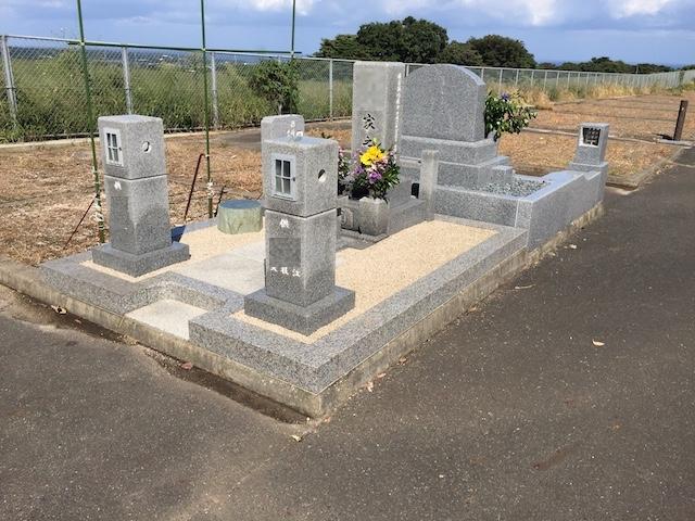 琴浦町営きらり墓地04