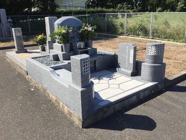 琴浦町営きらり墓地03