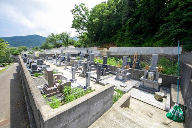 円護寺第二墓地2