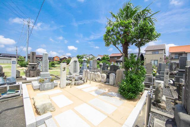長栄寺墓地4