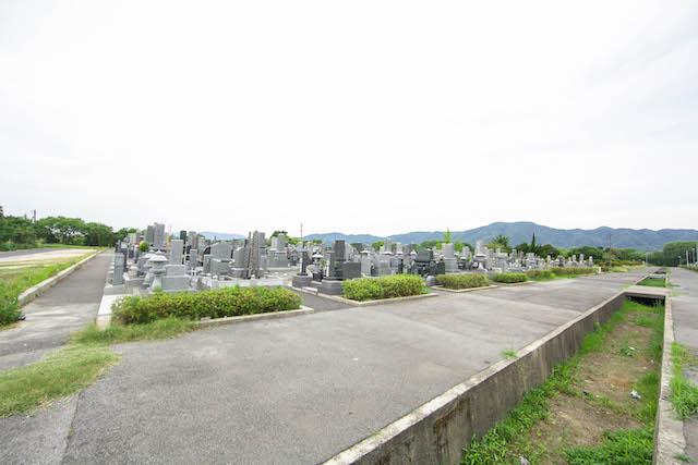 境港市営中央墓地06