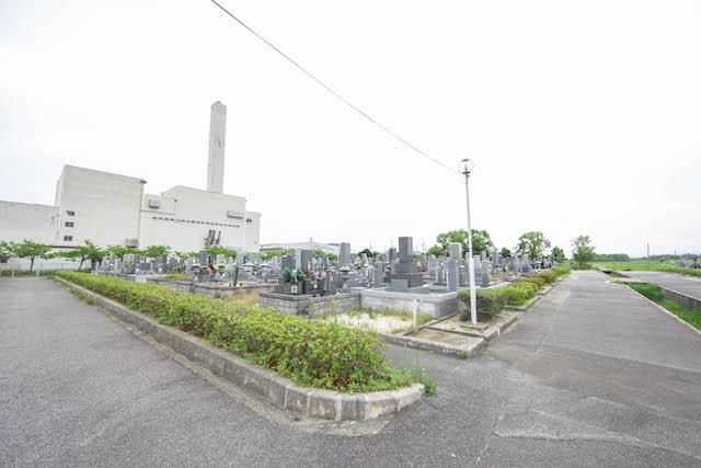 境港市営中央墓地05