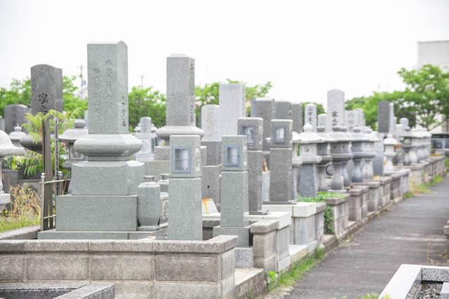 境港市営中央墓地03