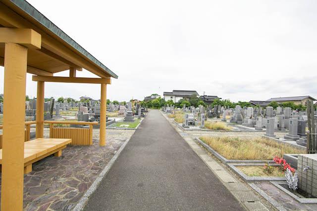 米子市営北公園墓地06