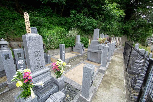 祇園墓地6