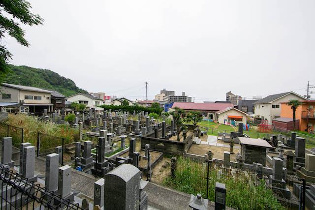 祇園墓地5