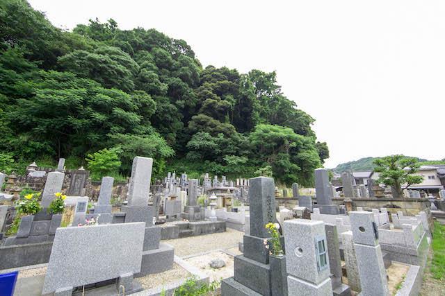 祇園墓地3