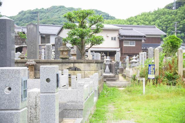 祇園墓地2