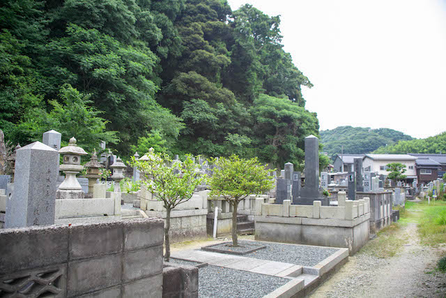 祇園墓地1
