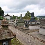 大田市営 汐迫墓地