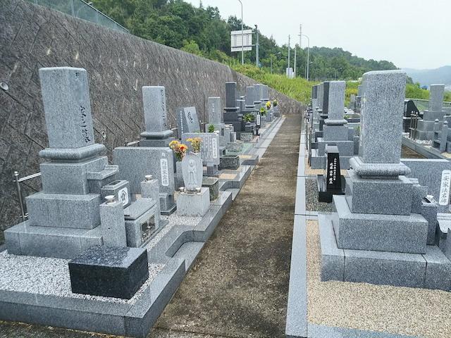 津高レイクサイド墓苑07