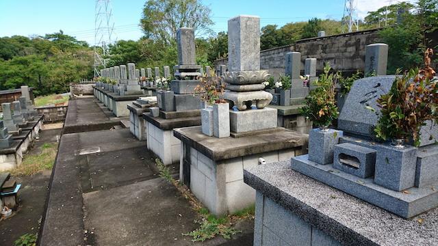 大田市営野浦浜墓地04
