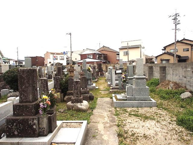 鳥取県行徳墓地15