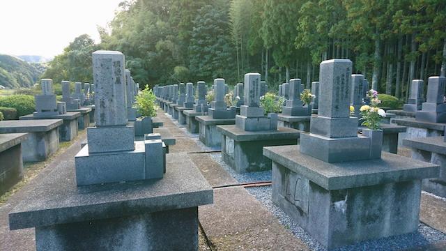 大田市営大国墓地06
