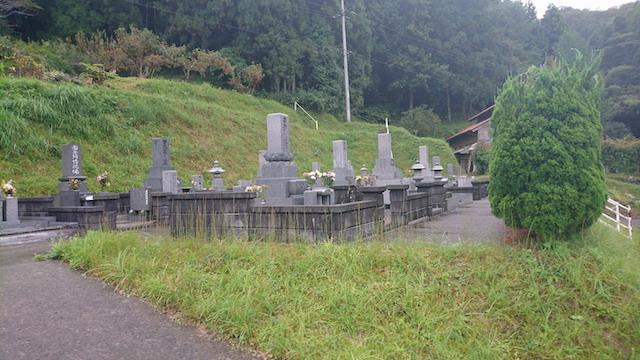 益田市営朝倉墓地公園04