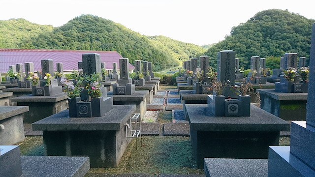 大田市営大国墓地03