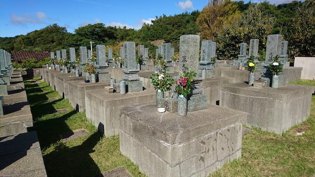 大田市営神子路墓地04