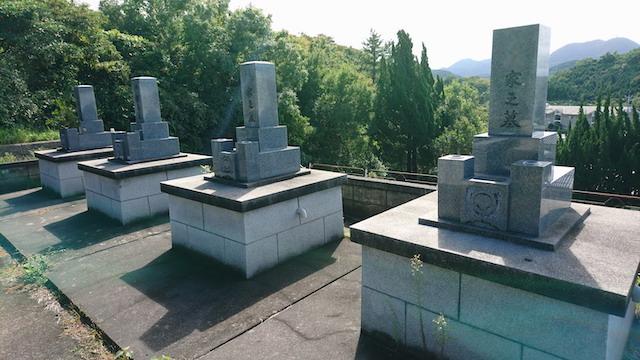 大田市営立平浜墓地03