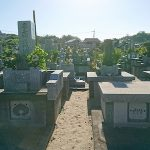下府上の浜共同墓地