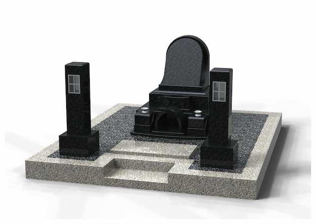 米子市営南公園墓地02