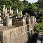 浜田市営津摩共同墓地