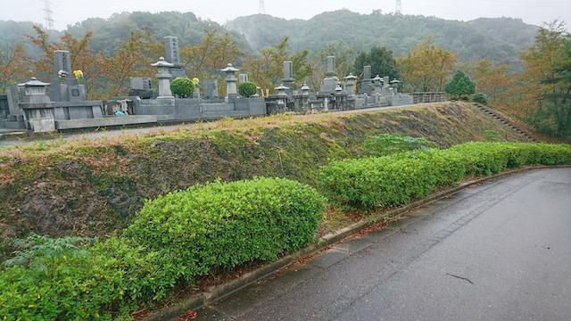 益田市営笹倉墓地公園02