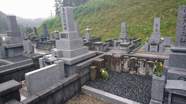 益田市営朝倉墓地公園03