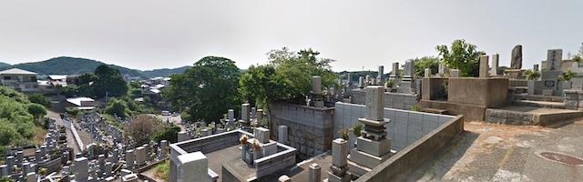 下関市営江の浦墓地