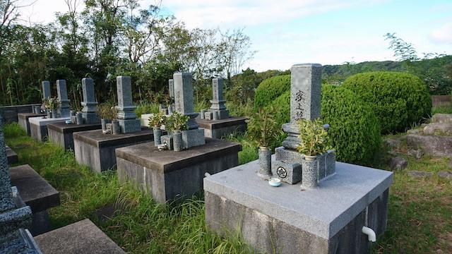 大田市営久根ケ曽根墓地05