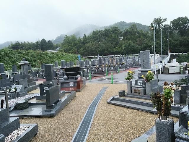 オアシス霊園 深山09
