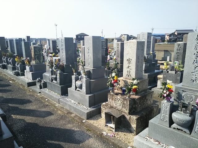 木曽岬町営 第二合同霊園_03