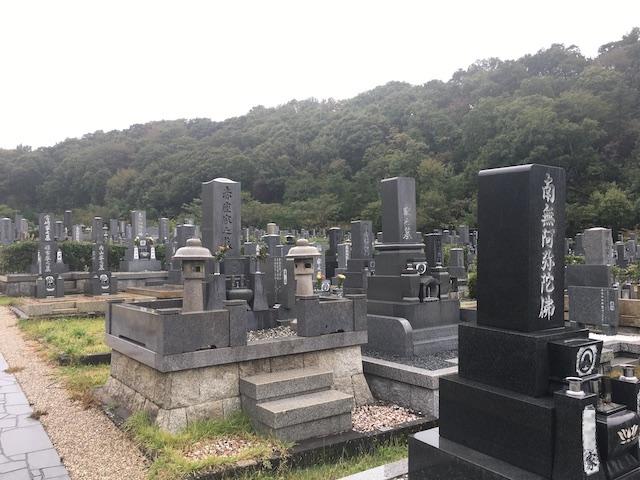 各務原市営 公園墓地04