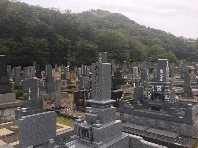 各務原市営 公園墓地03