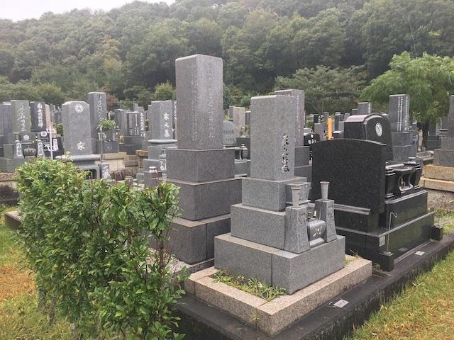 各務原市営 公園墓地02