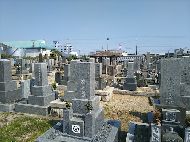 四日市市営 塩浜霊園_03