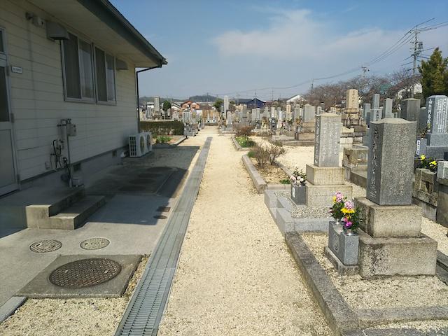 四日市市営 富田霊園_05