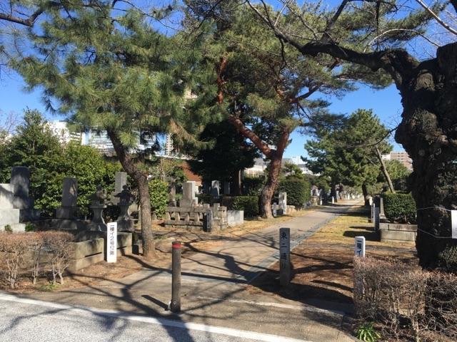 青山霊園03